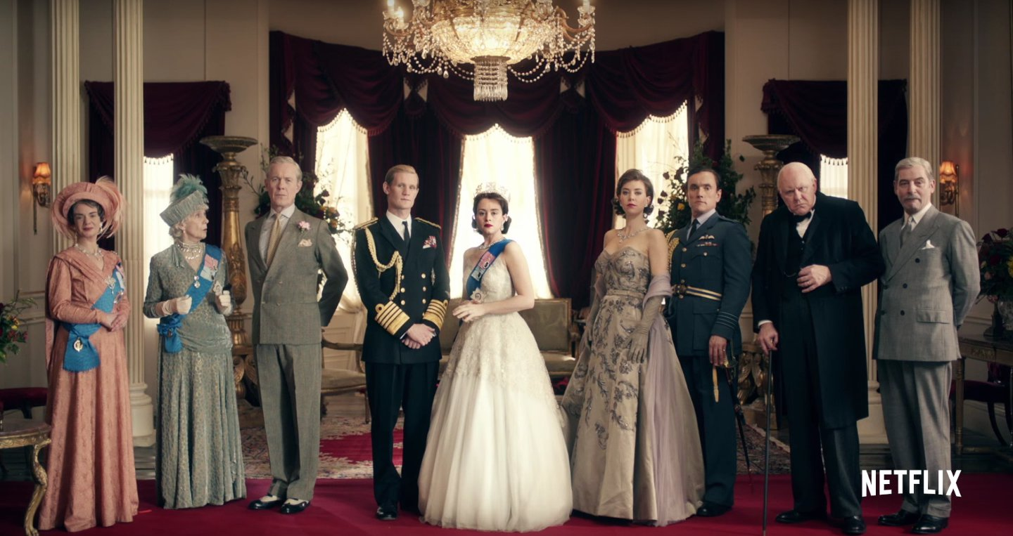 the_crown_seriado_elenco